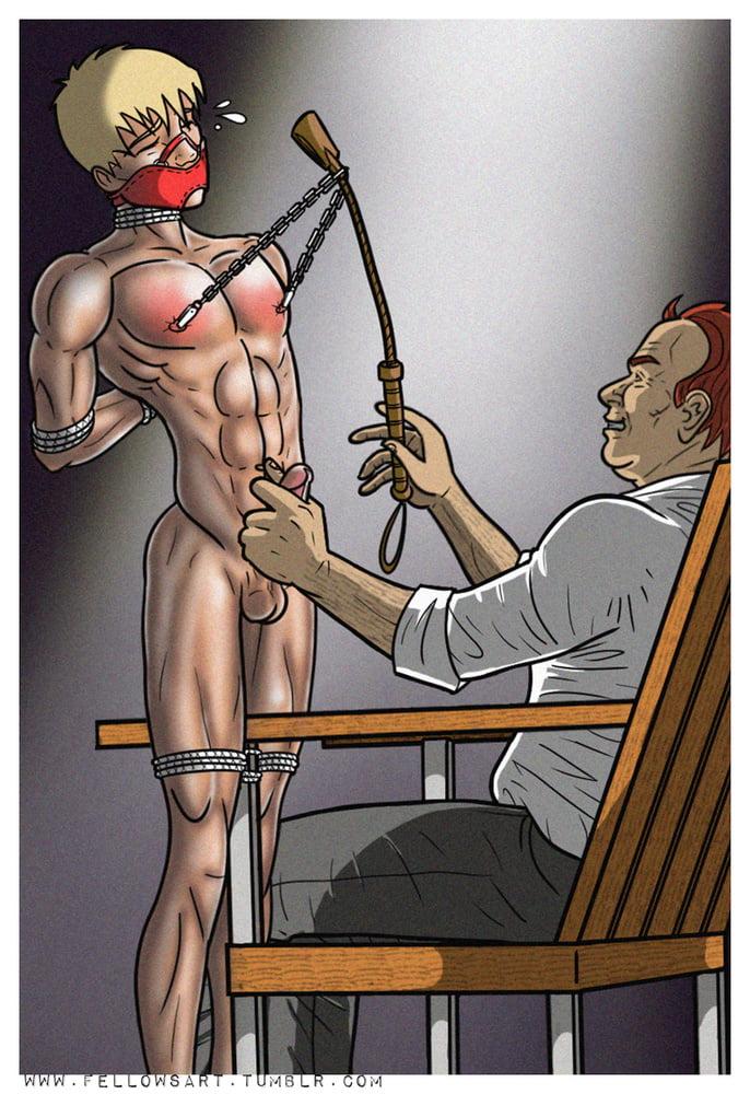 Гей Порно Пытки