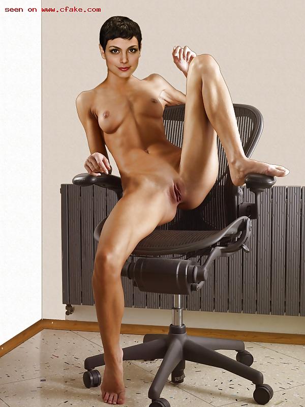 Baccarin porn morena Nude Morena