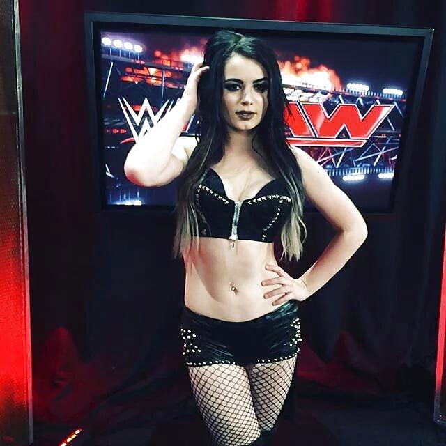 Paige Wwe Слитое Видео