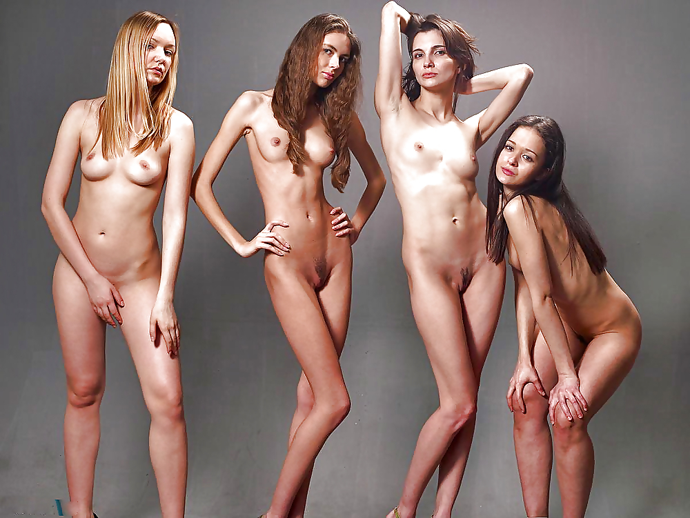 Разные Обнаженные Женщины