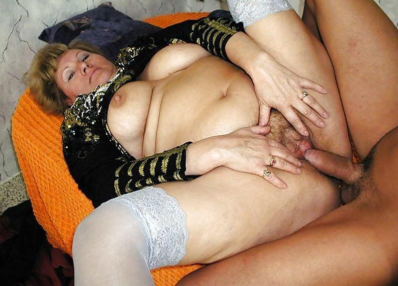 Секс Пожилых Русских Женщин