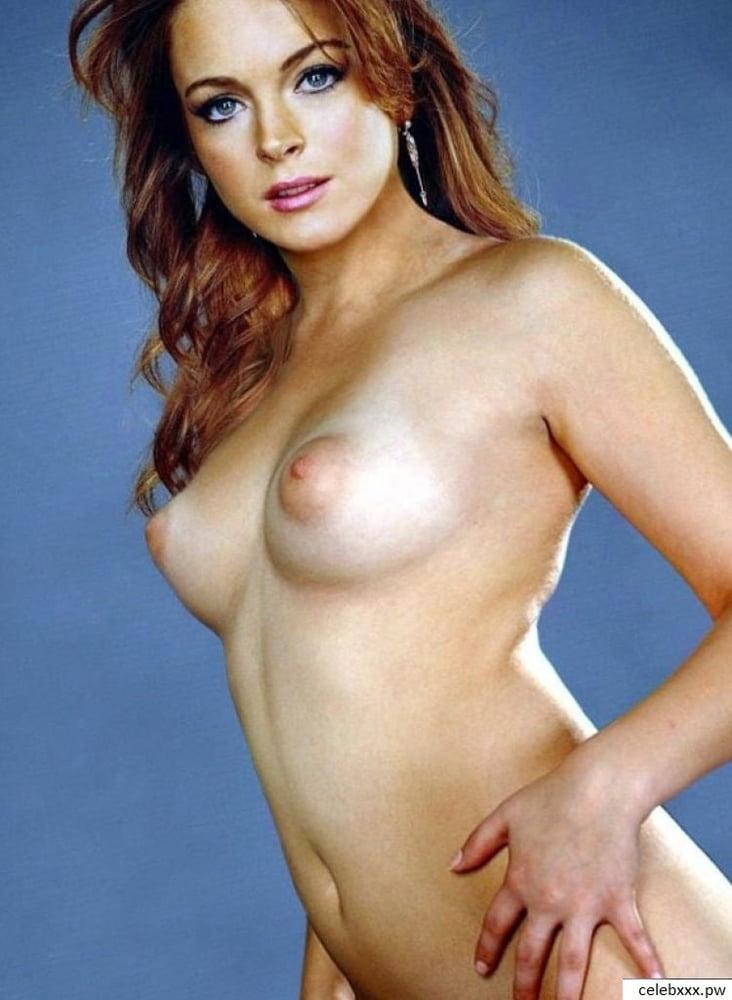 Lindsay lohan nude in playboy