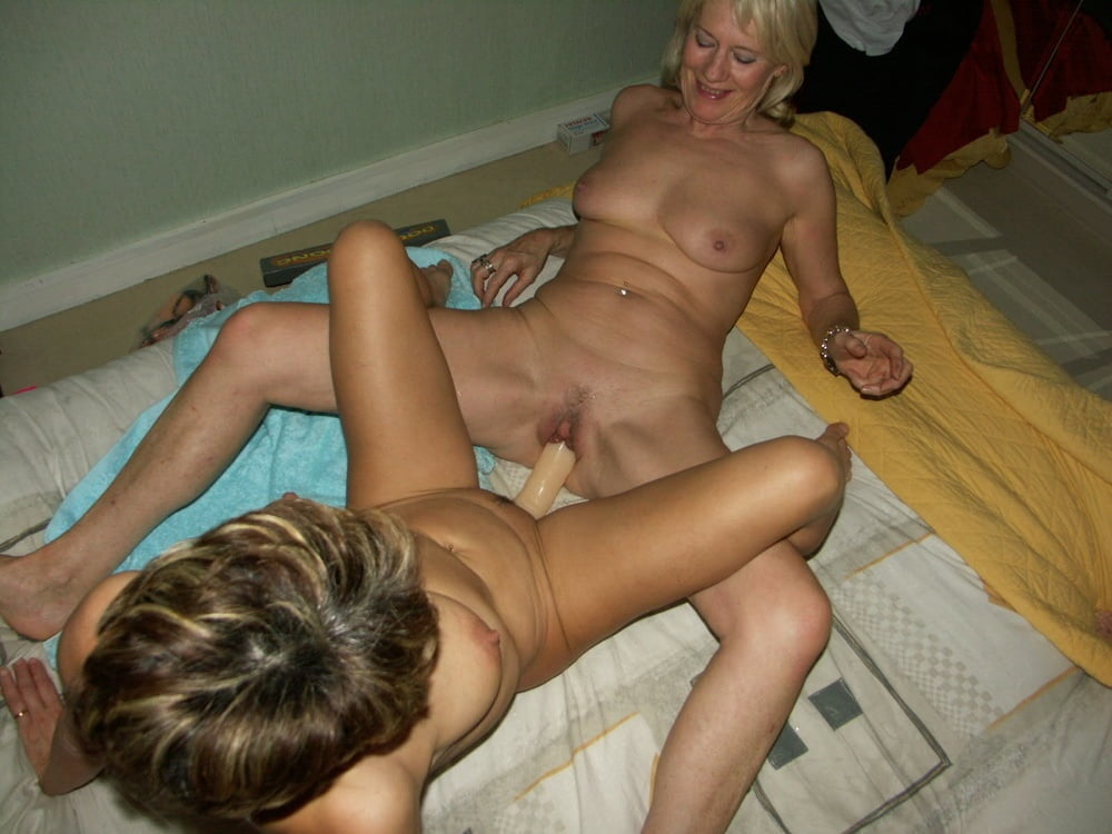 My lesbian sister made my wife, triathlete naked