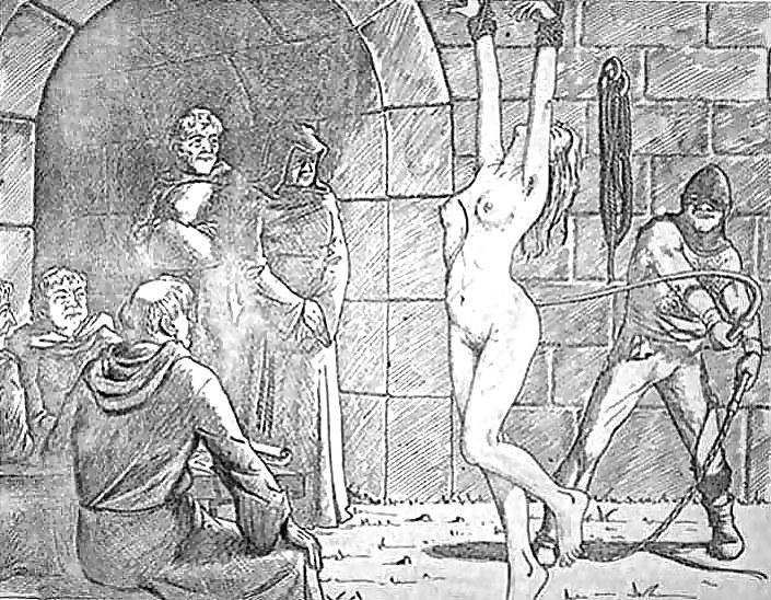 Средневековые секс наказания