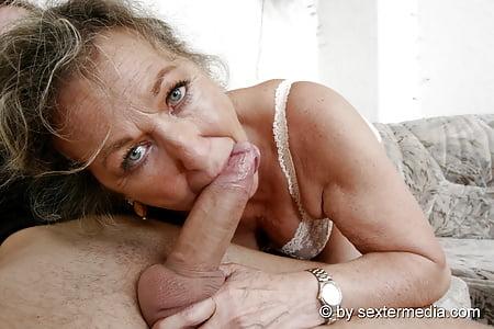 Oma läßt sich ficken