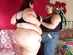 Big fat lesbian women