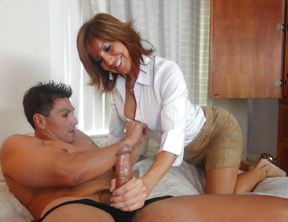 Can A Son Ask His Mom For A Handjob