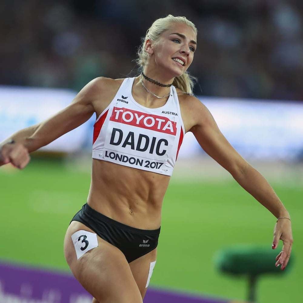 Ivona Dadic  nackt