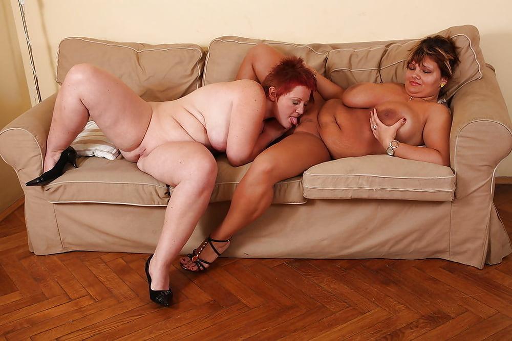 Lesbian plump milf — 12