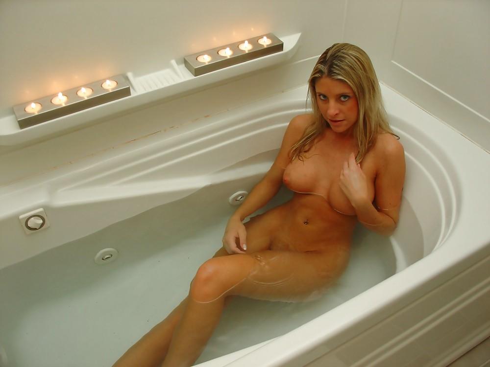 Hot busty blonde outdoor fuck-4570