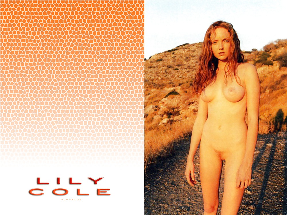 Lily cole naked photos — 9