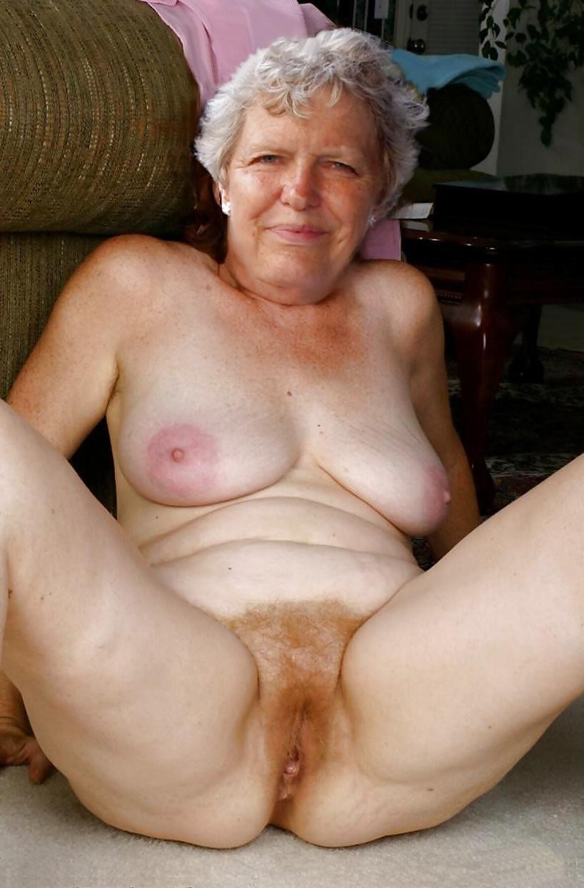 Older grannies pussy