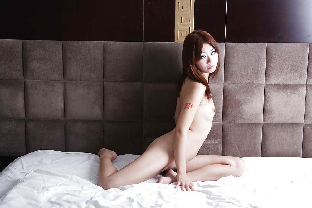 Beautiful girl asian nude-6822