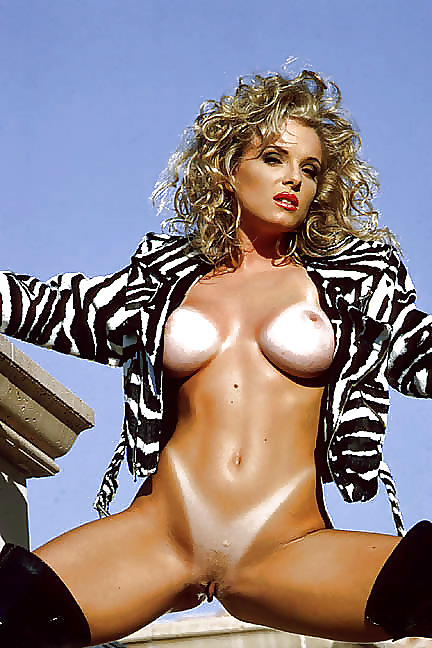 Nude shawn michaels play girl model