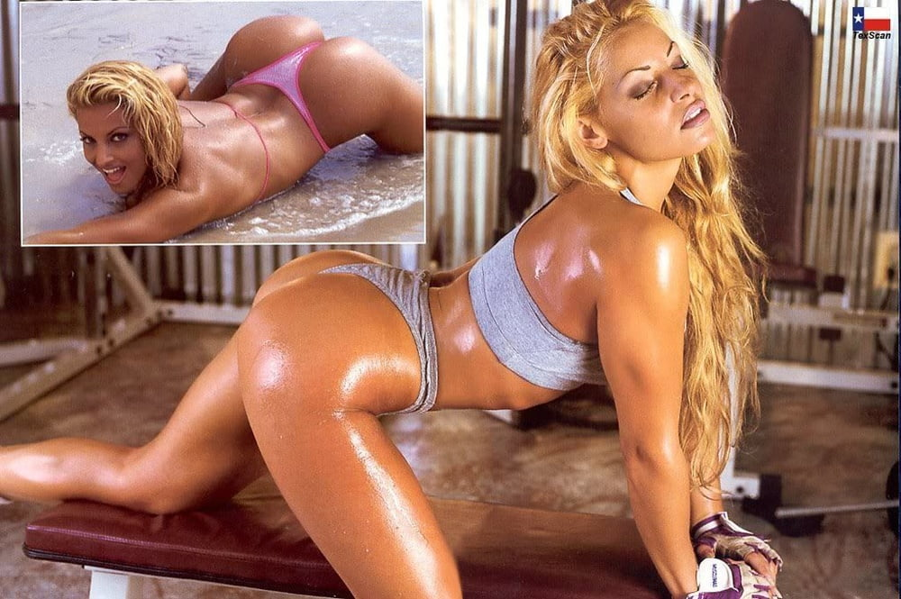 Trish stratus hot tits — 2