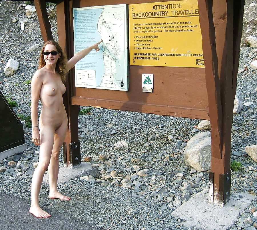 Nude travel photos