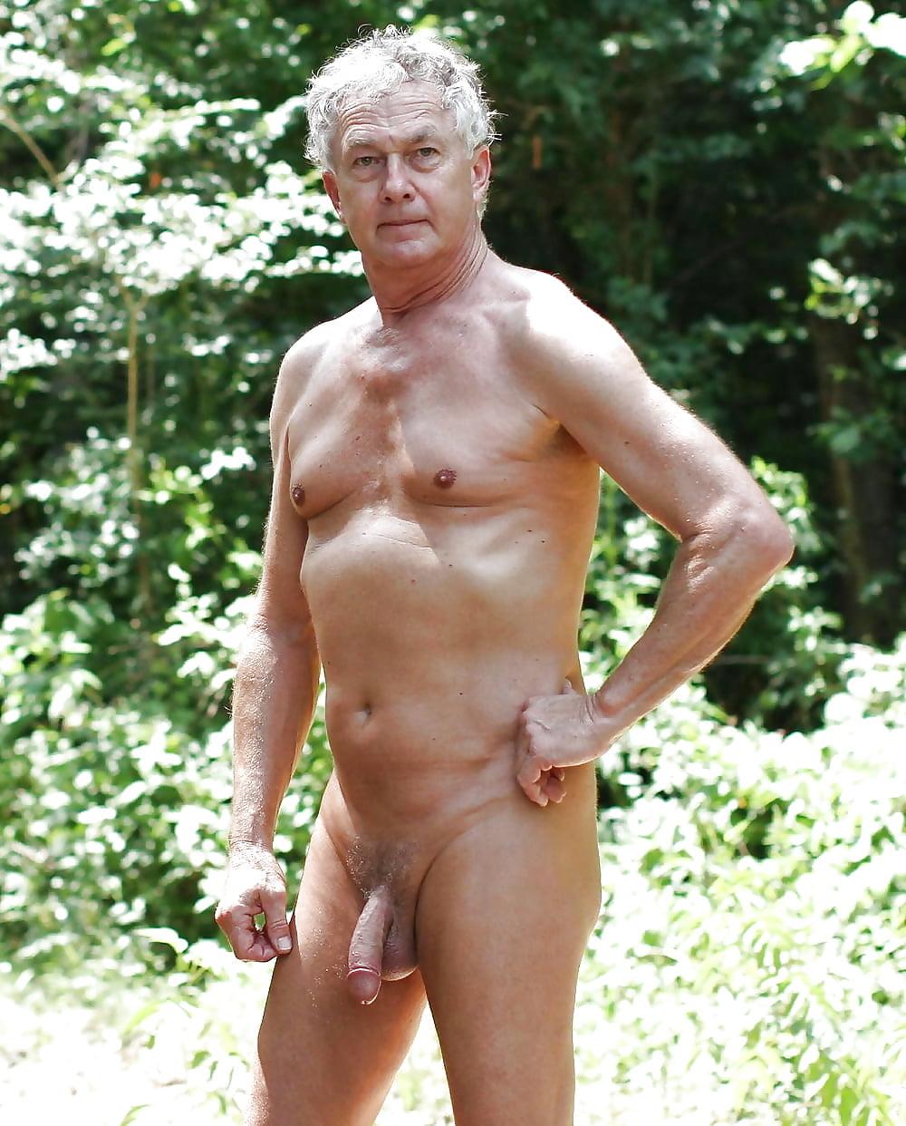 Nude mature male porn