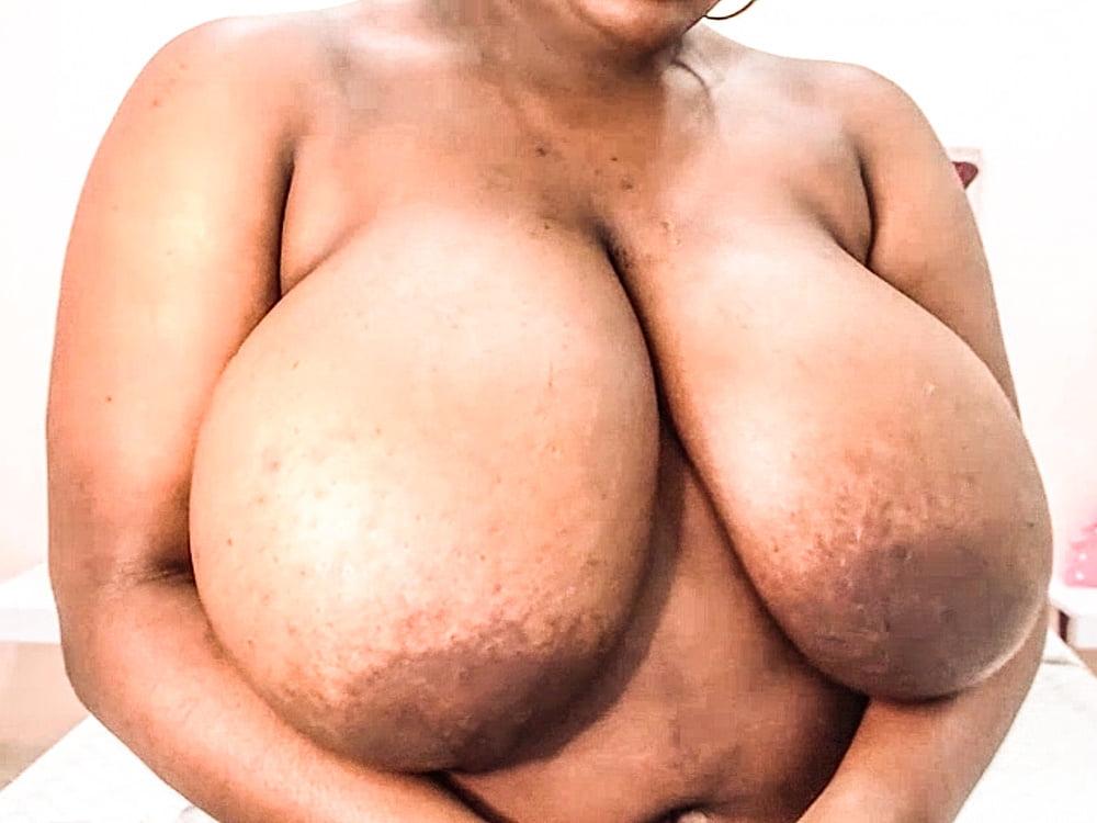 Black women boobs-5744