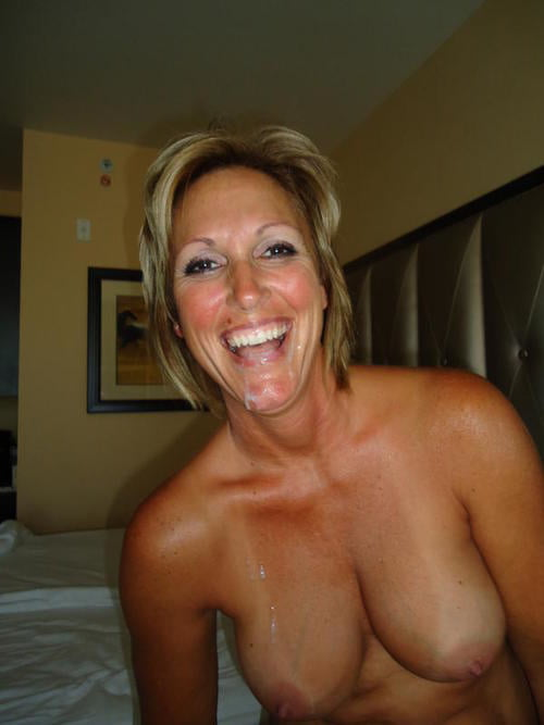 Nude amatuer mom cum shot young