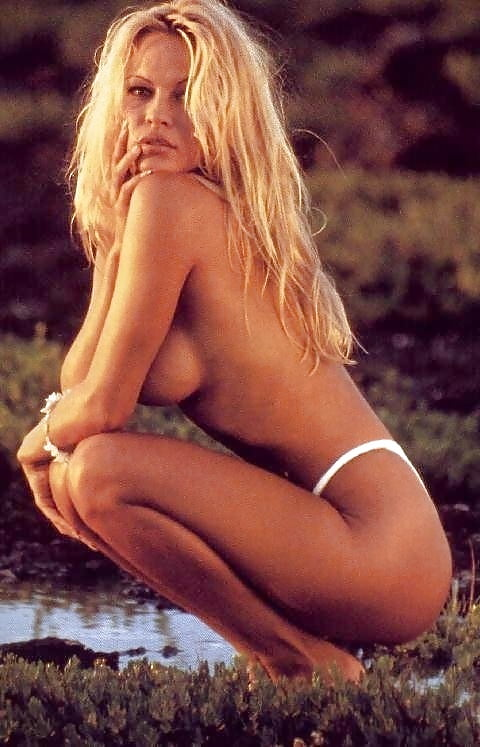 Pam anderson naked photos