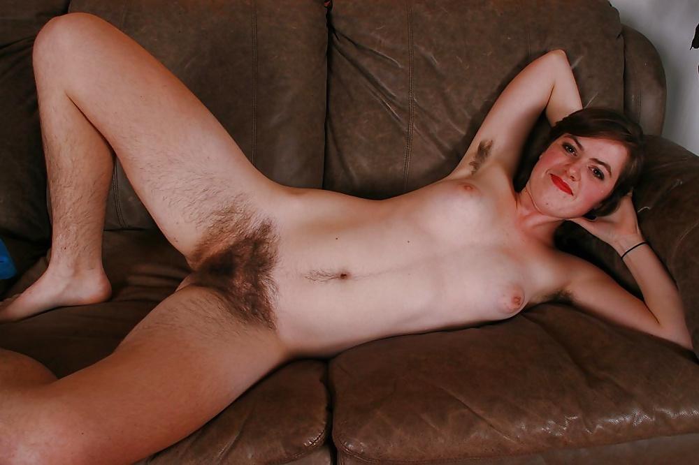 Porn hairy belly women