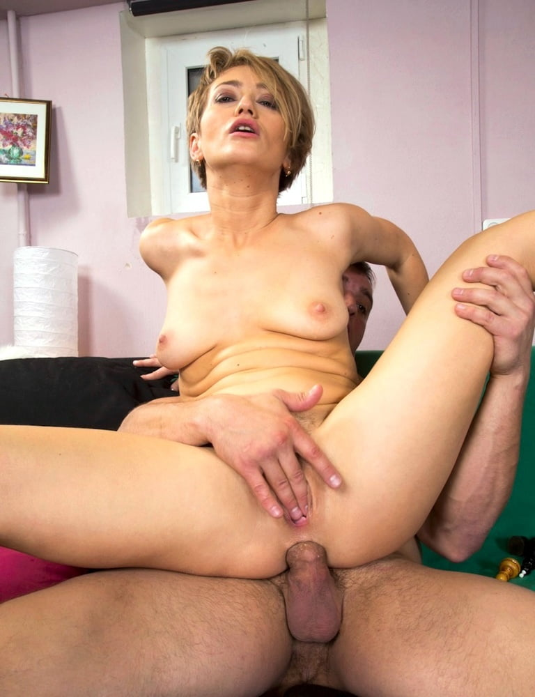 Older women porn anal, russain family orgy