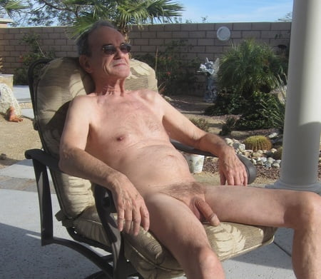 Naked grandpas