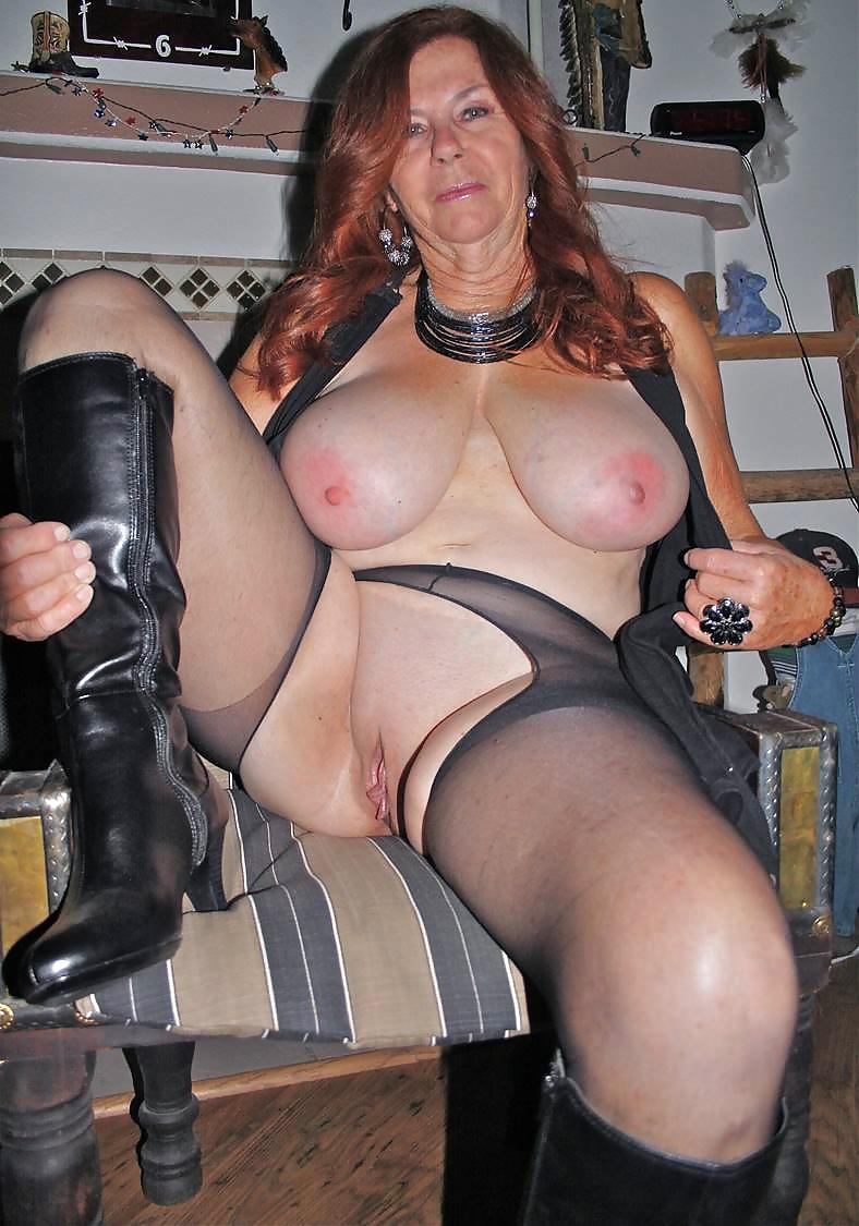 Curvy granny pics