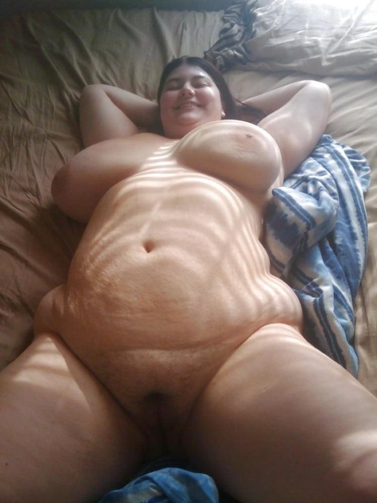 Fat mature wife