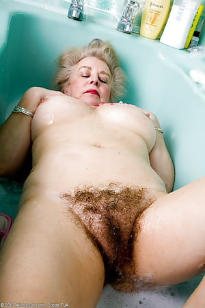 Grandma Hairy