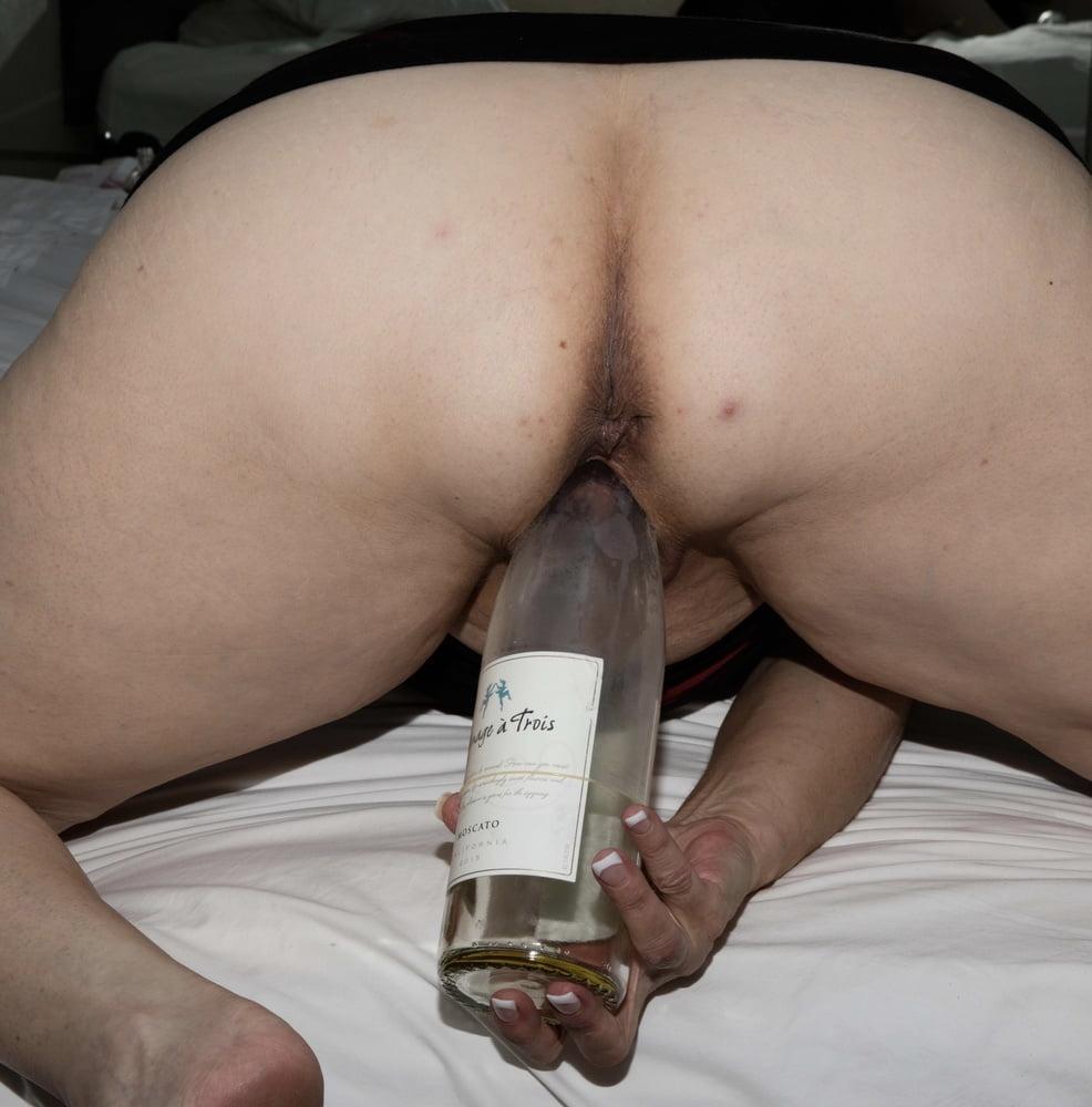 Amateur slutwife cumdump facial big cock anal whore milf