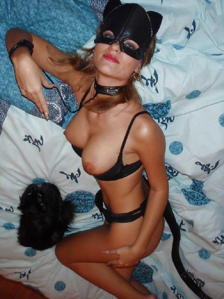 Diy sexy cat costume