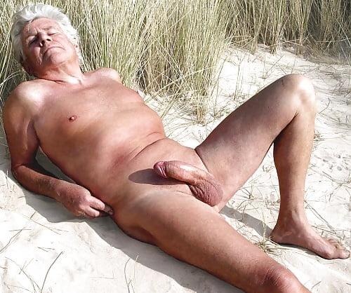 Desnuda Abuelo polla