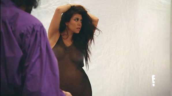 Kim Kourtney Kardashian