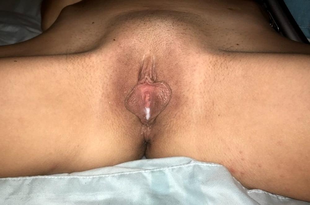 Pied pussy - 15 Pics