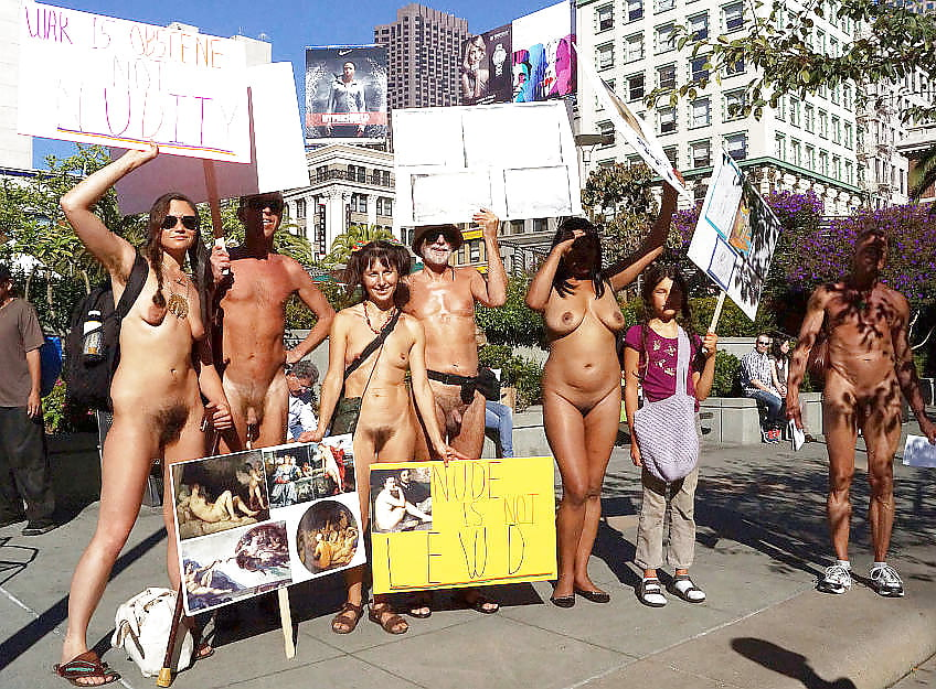Protest pics on yes porn clips