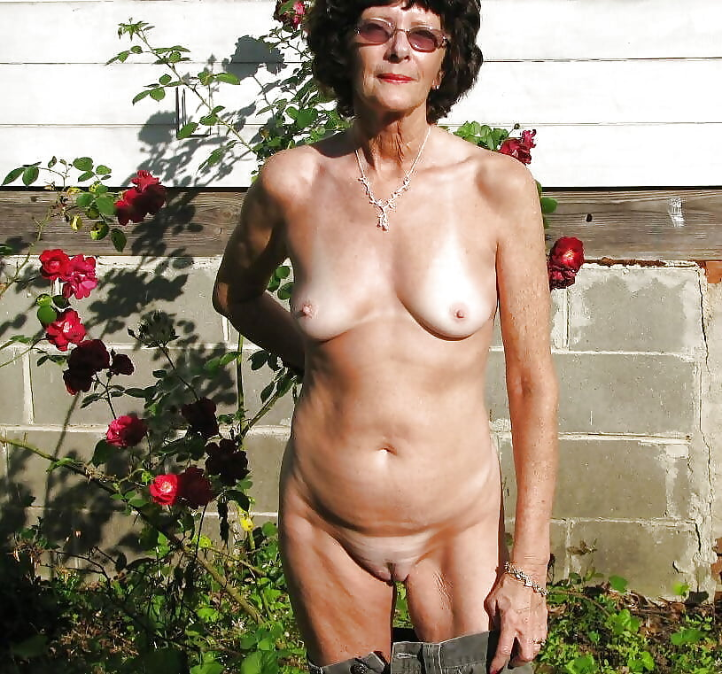 Mature granny young bodies small tiny tits