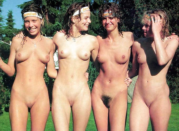 Naked By Girls