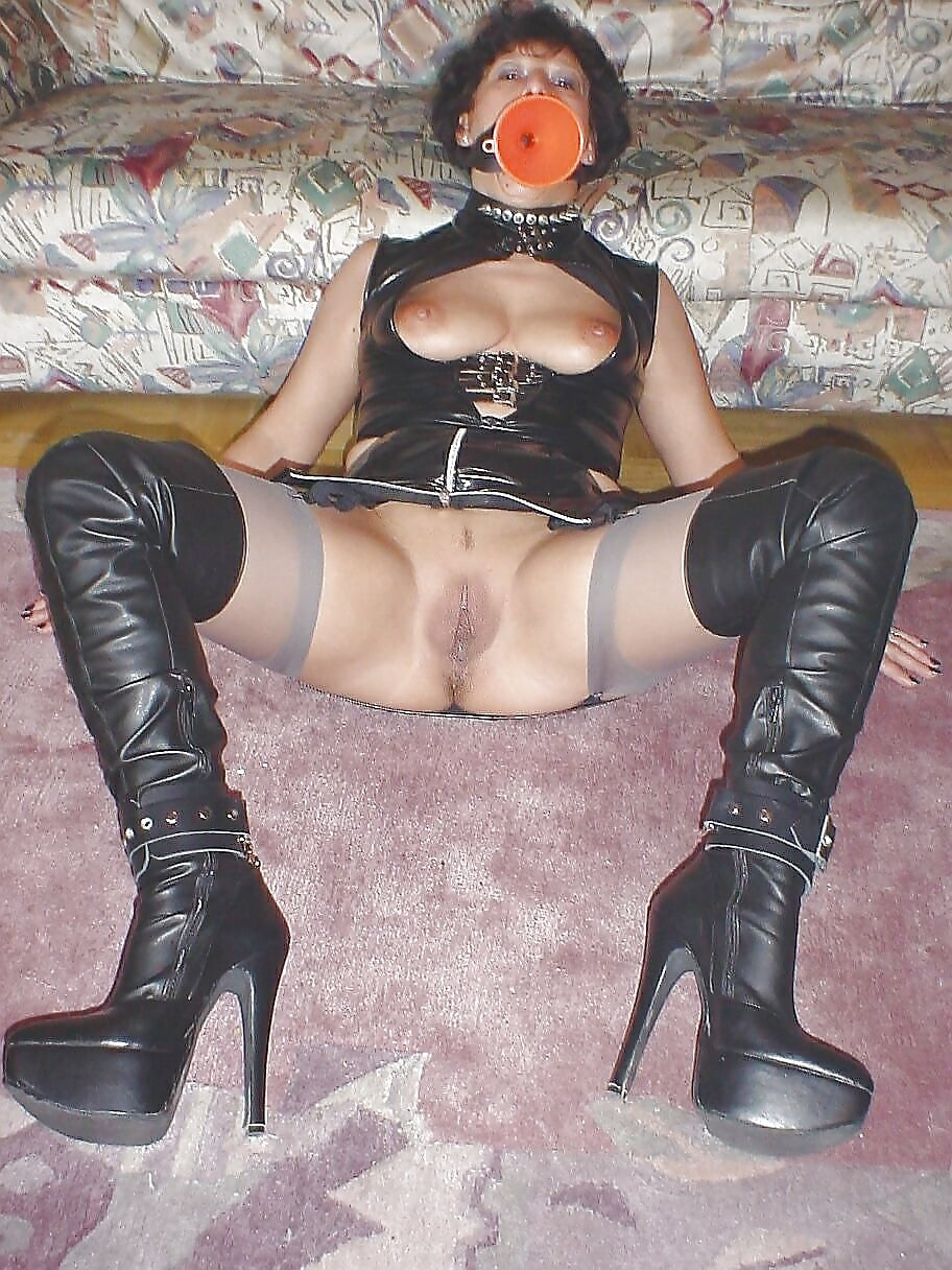Cruel Mistressess Wearing Leather And Kinky Boots Whipping Sex Slaves Free Xxx Galeries