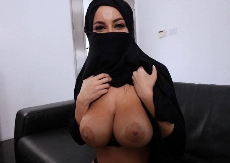 Watch HQ ella knox big boobs muslim indian girl in hijab porn photo