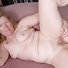 Granny's spread ass and pussy 2