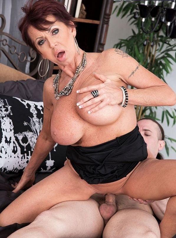 Mature Pornstar Sex