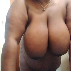 Chocolate Natural Sexy Tits