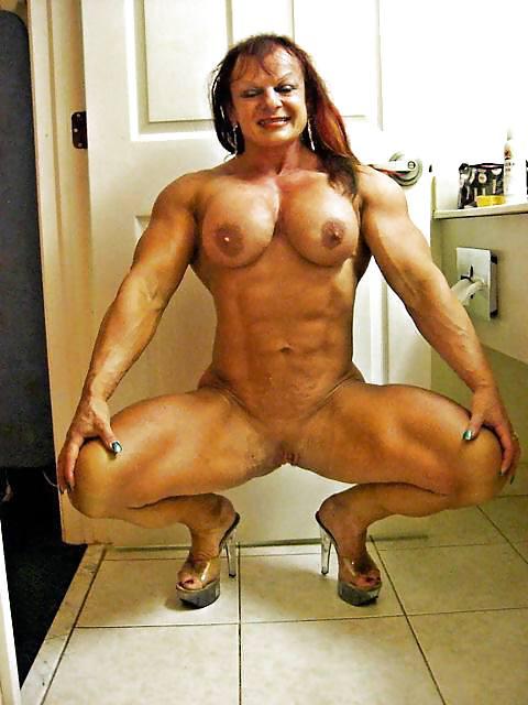 Фото культуристка волосатая ноги, женские супер органы