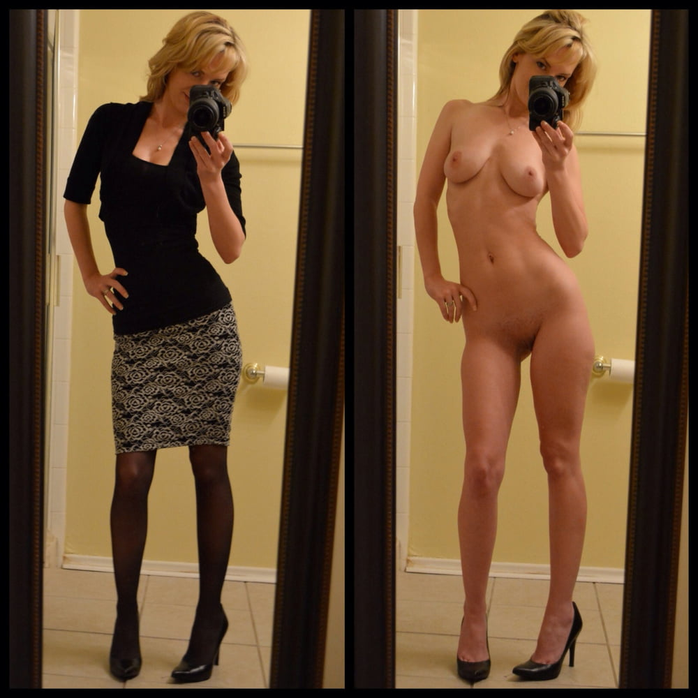 Dressed and undressed - 31 Pics