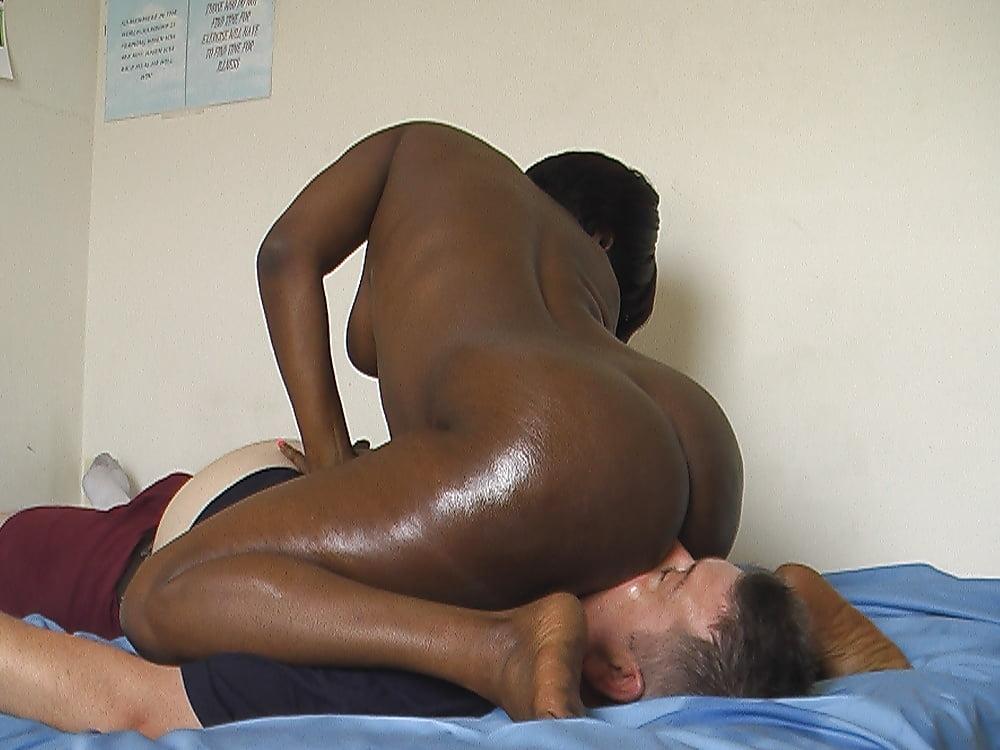 Ebony Bbw Femdom Smother