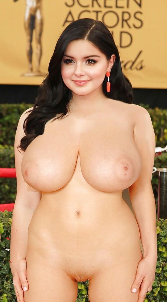 Ariel winter fake nude pics 2