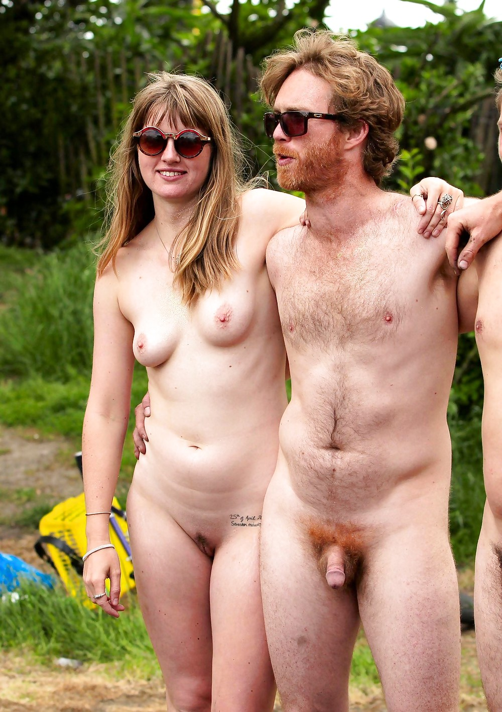 Private nude family photos