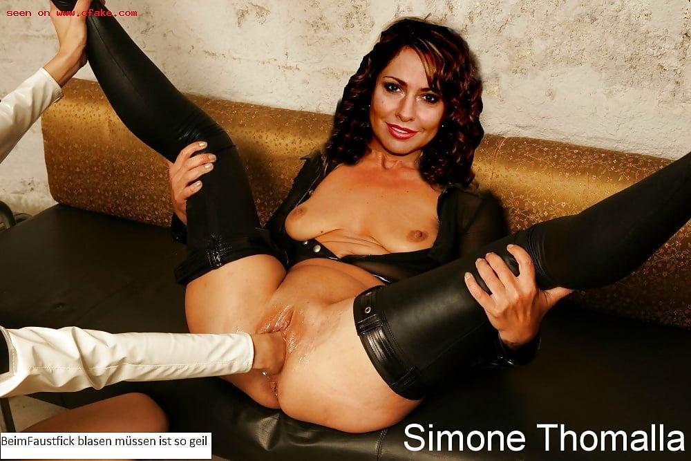 Thomalla porno simone Simone Thomalla
