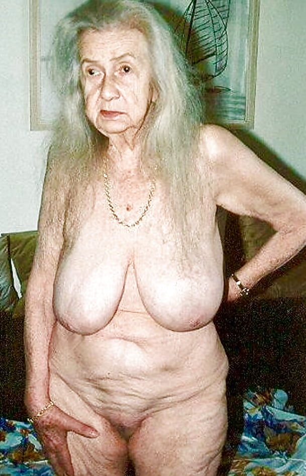 Very old nude girls — photo 7